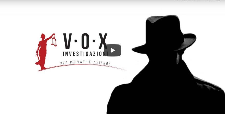 come si muove un investigatore video