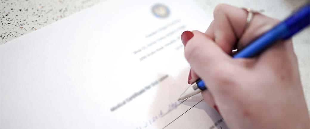 falsificare certificato medico