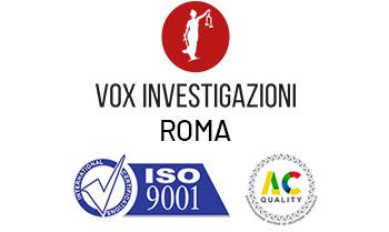 agenzie investigative roma